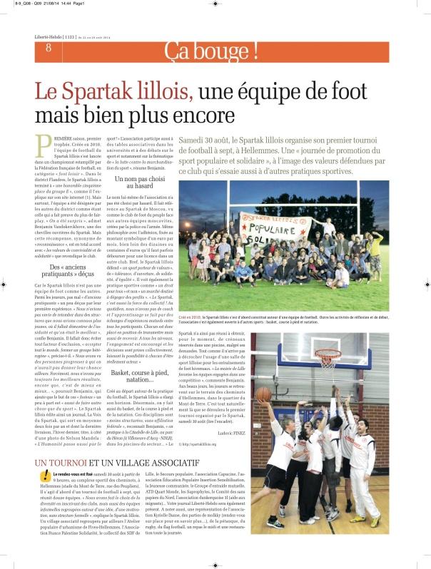 Spartak Lillois